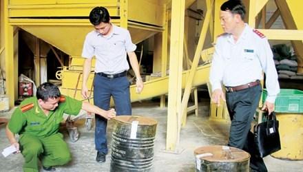 Loại bỏ chất cấm độc hại: Bộ NN-PTNT chỉ cần 7 tháng