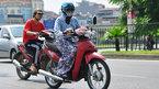 Vài vật dụng cần thiết khi đi xe máy mùa hè