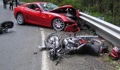 tư vấn pháp luật, tai nạn giao thông, bồi thường thiệt hại