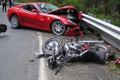 Chồng bị tai nạn, vợ con có được bồi thường?