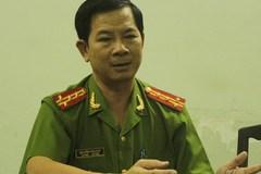 Đại tá Nguyễn Văn Quý xin lỗi chủ quán Xin chào