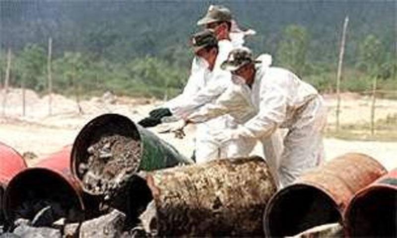 xả thải, Formosa, nhiễm độc, hậu quả, kinh hoàng, thủy ngân, bệnh tật, tử vong