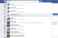 Group OtoFun trên Facebook đột nhiên biến mất