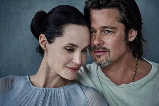 Angelina Jolie gày gò đáng sợ với cân nặng 35,8 kg