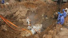 Dự án đường nước sông Đà 2: Chưa quyết hợp đồng với nhà thầu Trung Quốc