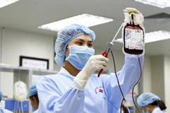 Truyền máu không còn lo nhiễm bệnh