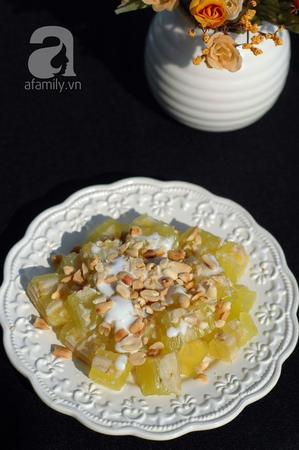 5 món ngon đậm đà thơm phức vị nước cốt dừa