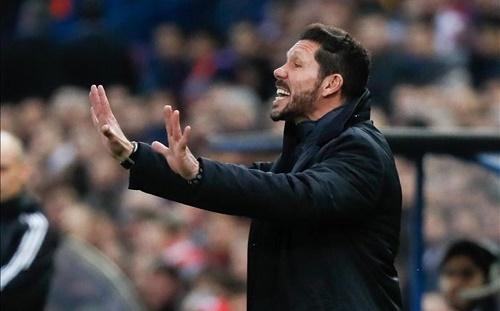 Atletico chiến Bayern: Simeone lạnh lùng, Pep thấp thỏm