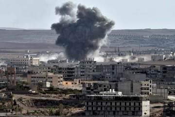 Xem đánh bom thiêu rụi hàng trăm triệu đô của IS