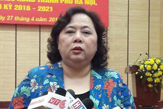 Hà Nội: 2 người rút ứng cử đại biểu QH, HĐND