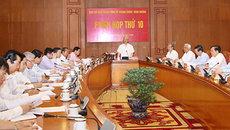 16 thành viên Ban chỉ đạo TƯ về phòng, chống tham nhũng