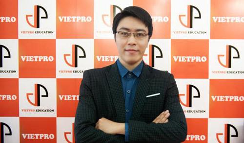 Vietpro- nôi đào tạo lập trình viên website&mobile giỏi nghề
