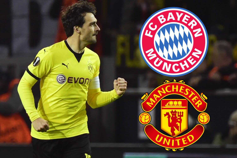 Hummels phũ với MU, muốn chạy sang Bayern