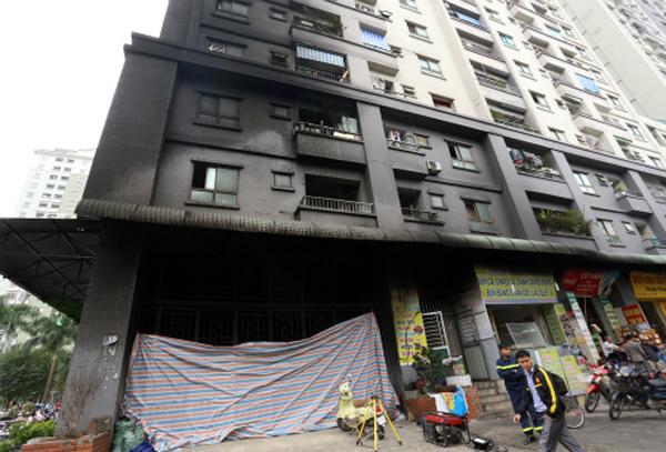 Những vết đen ám ảnh khiến chung cư mất giá