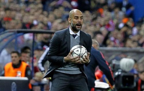 Pep Guardiola: 'Sự chậm chạp đã hại Bayern'