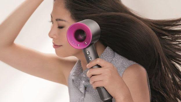 """Máy sấy tóc không tiếng ồn cực """"xịn"""""""