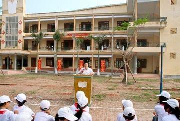 Diễn biến mới vụ đuổi học sinh gây xôn xao ở Thái Bình