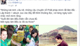 Nghe tin đồn 'người cũ' lấy vợ, diễn viên Nhật ký Vàng Anh đăng ảnh lên chùa