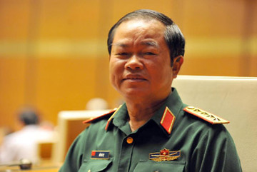 Đại tướng Đỗ Bá Tỵ thôi giữ chức Thứ trưởng Quốc phòng