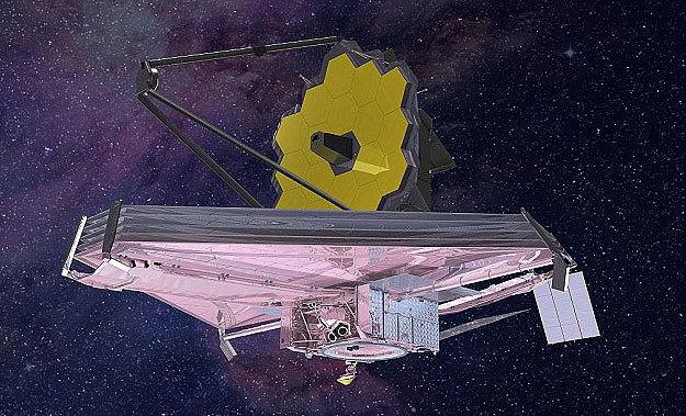 Mỹ tiết lộ gương vàng khổng lồ săn bí mật vũ trụ