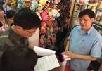 Bộ Y tế kiểm tra chợ hóa chất Kim Biên