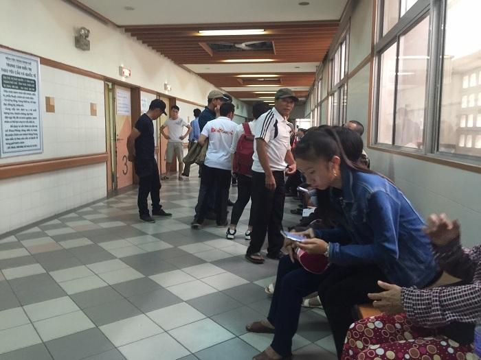 Thêm 15 thợ lặn Formosa vào Huế kiểm tra sức khỏe định kỳ