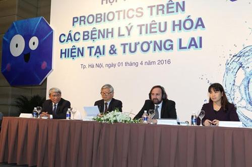 Tiêu chảy do kháng sinh: Khống chế bằng men vi sinh