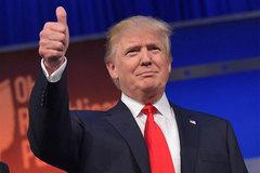Dân Nga tới tấp khen Donald Trump