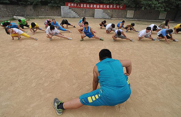Khủng hoảng béo phì ở Trung Quốc tệ chưa từng có