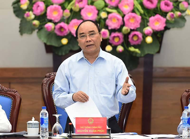 cá chết, Thủ tướng Nguyễn Xuân Phúc