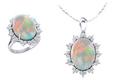 Ngày của mẹ: Gửi yêu thương qua trang sức đá Opal