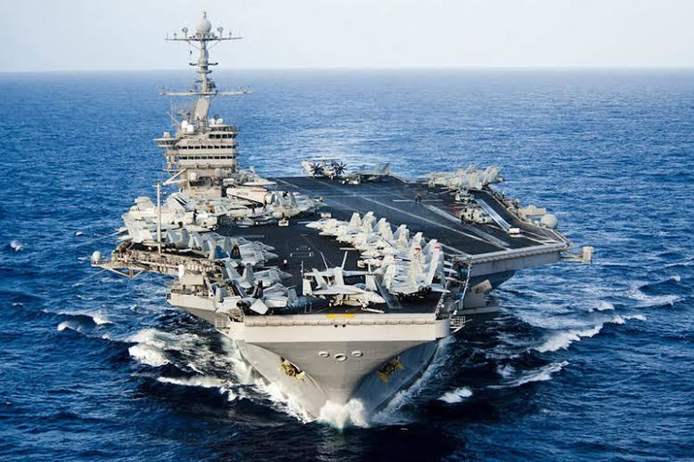 Trung Quốc từ chối tàu sân bay Mỹ