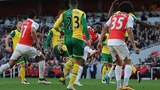 Video Arsenal 1-0 Norwich