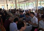 Phó chủ tịch Hà Tĩnh đãi khách Bộ Y tế hải sản