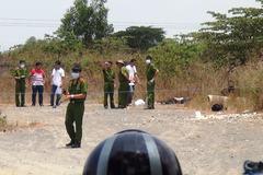 Đi chăn bò phát hiện xác chết trong khu đất trống