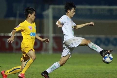 Video FLC Thanh Hóa 2-1 HAGL