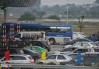 Ngừng thu phí cao tốc khi xảy ra ùn tắc hơn 1 km