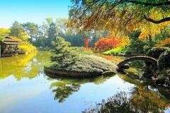 Những khu vườn thực vật khiến du khách như... lạc vào miền cổ tích