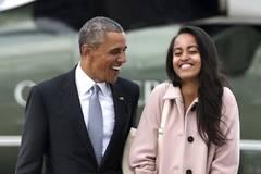 Con gái Obama sẽ vào trường đại học Harvard