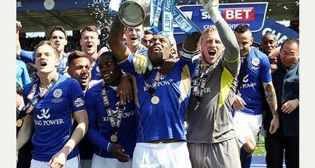 Leicester City, 132 năm mới có ngày này...