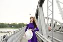Thiếu nữ xứ Huế 'đốn tim' trong tà áo dài