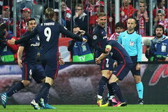 Video: Bayern 2-1 Atletico Madrid