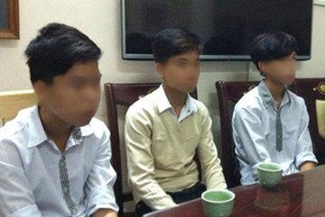 Trò lớp 9 vụ đuổi học gây xôn xao ở Thái Bình đi học trở lại
