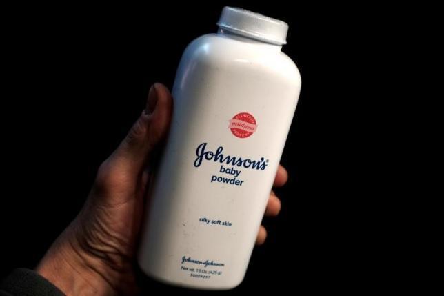 1.200 vụ kiện phấn rôm Johnson&Johnson gây ung thư