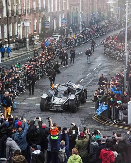 Đại hội siêu xe Gumball 3000: Đại gia Việt đứng ngoài cuộc