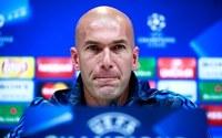 """Zidane: """"Sẽ là thảm hoạ nếu Real thua Man City"""""""