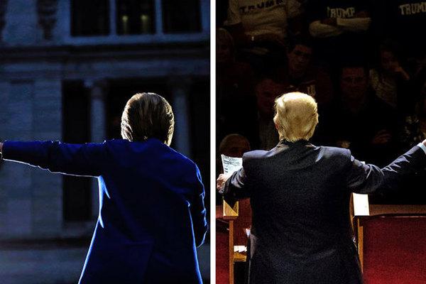 Donald Trump sẽ thắng Hillary Clinton?