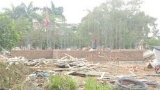 Hải Phòng: Phục dựng đình làng trái phép trên đất dự án