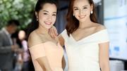 Lã Thanh Huyền đọ vai trần với 'Vàng Anh' Minh Hương