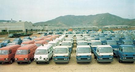 Hành trình biến đổi của những mẫu xe giá rẻ Kia